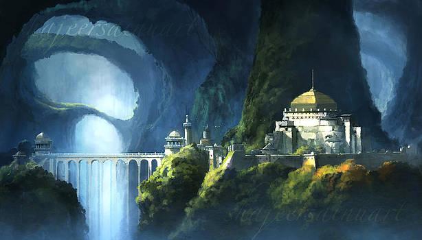 Dream Land by Shajeersainu Sainu