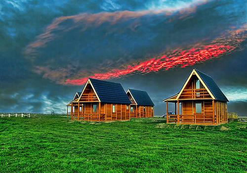 Dream place. by Konrad Ragnarsson