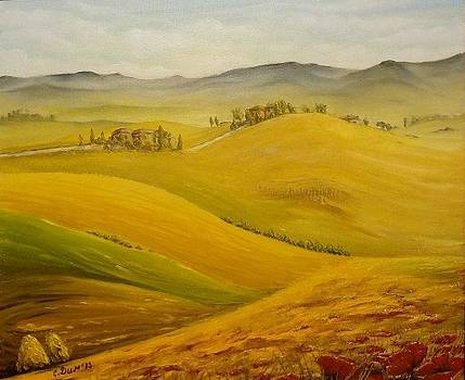 Dream by Svetla Dimitrova