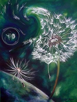 Dream travelers by Elke Hensel