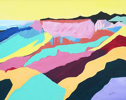 Dream Valley by Wade Binford