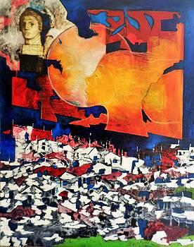 Dreamer by Adalardo Nunciato  Santiago