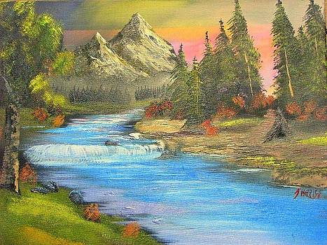Dreamland by John Morris