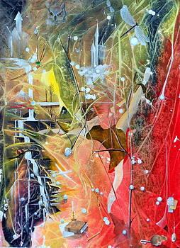 Dreamscape of Aaralyn by Jackie Mueller-Jones