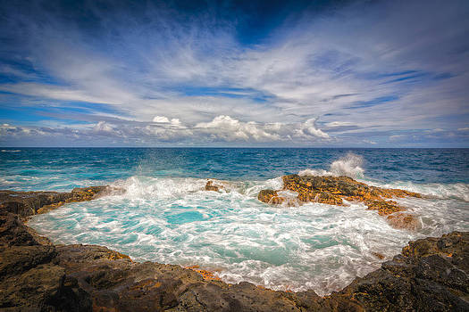 Dreamy Waters by John Perez