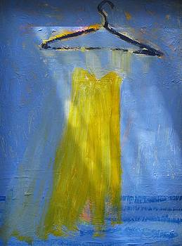 Dress hanging in the Sun by Ashley Schutte