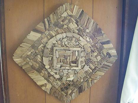 Driftwood Meditation by Jonathon Hansen