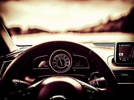 Drive by Rachel E Moniz