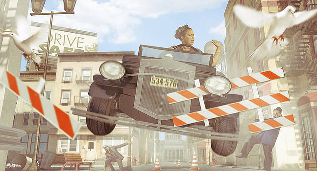 Drive Safe by Alijah Villian
