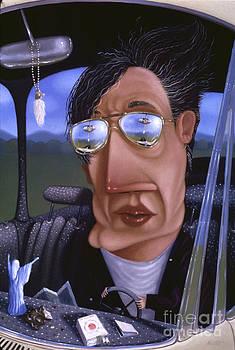 Larry Preston - DRIVING 1995