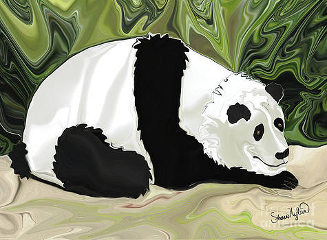 Driving at Panda Pace by Sherin  Hylan