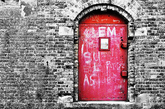 Drop Redout Doorway by Quirky Jen Photos