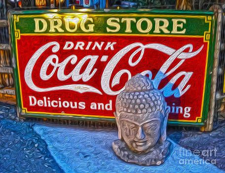Gregory Dyer - Drug Store Buddha