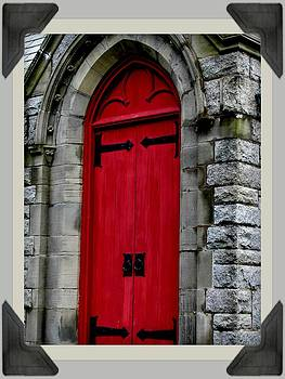 Daryl Macintyre - Dry Doorway