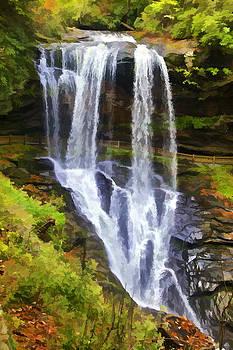 David Letts - Dry Falls of North Carolina