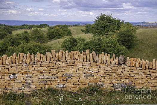 Patricia Hofmeester - Dry stone wall in England