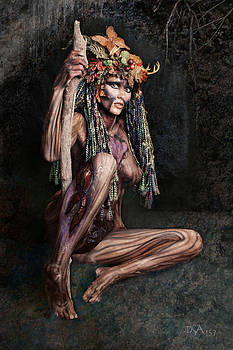 Dryad III by David April