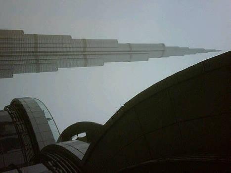 Dubai--The Burj Khalifa by Sueraya Shaheen
