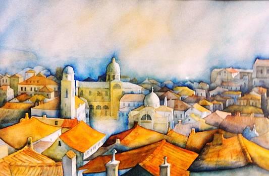 Dubrovnik by Dagmar Helbig