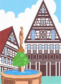 Dutch Architechure by Pat Mchale