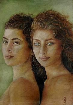 Duet by Gabriela Balkey