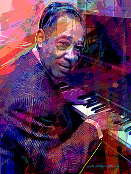 David Lloyd Glover - DUKE ELLINGTON AT THE PIANO