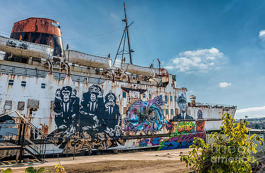 Adrian Evans - Duke Graffiti