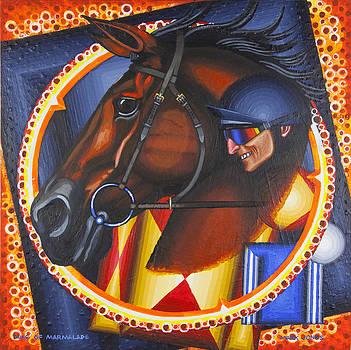 Duke of marmalade by Mark Howard Jones