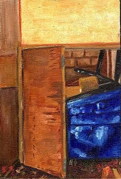 Dumpster No.3 by Blake Grigorian