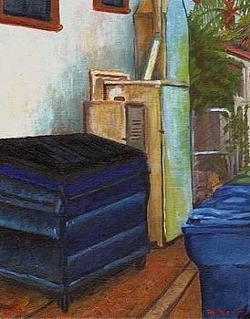 Dumpster No.6 by Blake Grigorian