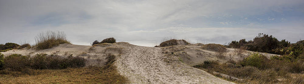 Debra and Dave Vanderlaan - Dune Trail in Color