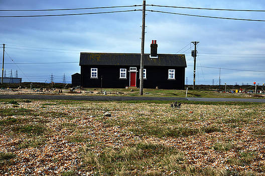 Dungeness house by Quirky Jen Photos