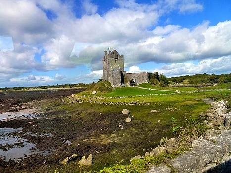 Dunguaire Castle by Alberto Pala