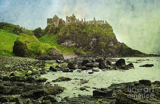 Svetlana Sewell - Dunluce castle