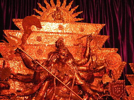 Durga Pratima 2010 by Biswajit Dutta