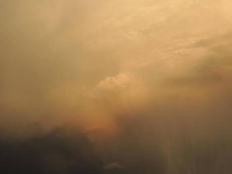 Dusky Evening Sky by Kyla Heath