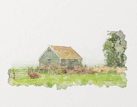 Dutch Barn 2 by Irene Beumer-Zanini