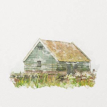 Dutch Barn 3 by Irene Beumer-Zanini