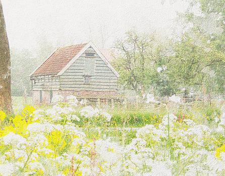 Dutch Barn by Irene Beumer-Zanini