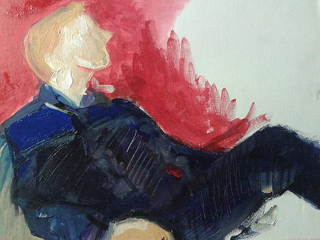 Dutch boy by Tali Farchi