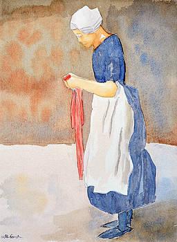 Dutch Girl  by Wade Binford
