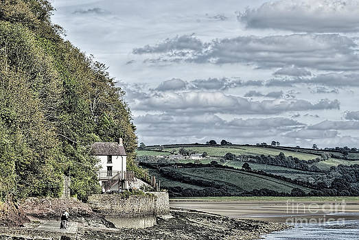 Steve Purnell - Dylan Thomas Boathouse At Laugharne