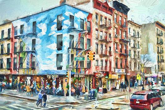 E 9 Street by Kathy Jennings