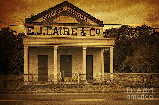 Kathleen K Parker - E J Caire and Co circa 1855 in Edgard LA