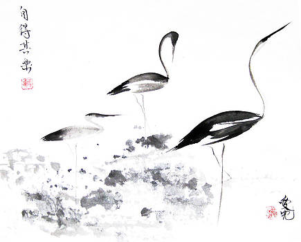 Oiyee  At Oystudio - Each Finds Joy In His Own Way