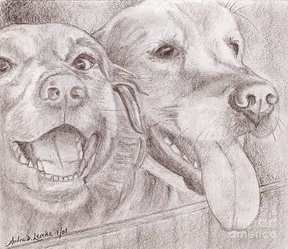 Eager Best Friends by Audra D Lemke