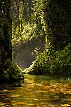 Eagle Creek by Ross Murphy