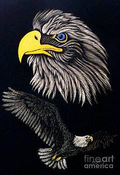 Eagle Flight by Jennifer Jeffris