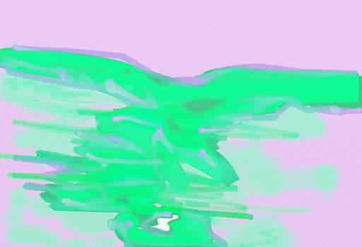 Eagle High Spirit by Naomi Jacobs