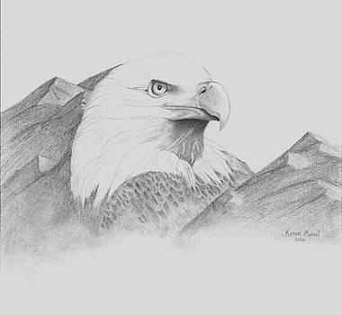 Eagle Mountain by Karen E Marvel